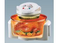 Multifunction 12 Litre counter top Convection Oven by Charles Jacobs