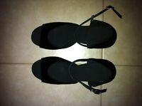 Black Dancing Shoes