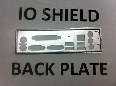 306agigabyte Io Shield Back Plate Ga-945p-ds3 & Ga-945p-s3 & Ga-945pl-ds3