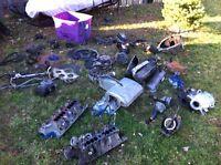 Mustang 5L parts
