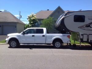 2013 Ford F-150 XLT SuperCrew Ecoboost