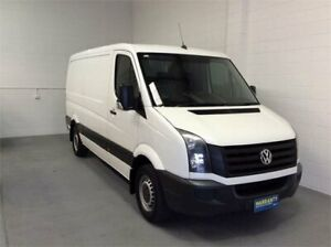 2014 Volkswagen Crafter 2ED1 MY14 35 MWB TDI300 White 6 Speed Manual Van Burleigh Heads Gold Coast South Preview