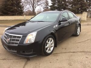 2008 Cadillac CTS, 3.6, AUTO, AWD, LOADED, LEATHER, $8,500