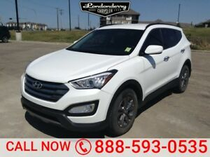2014 Hyundai Santa Fe Sport AWD SPORT GL Accident Free,  Heated