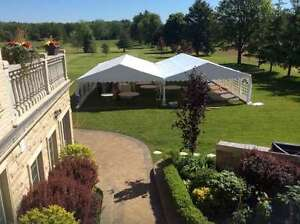 Outdoor Event Tents for Rent, Chairs, Tables, Dance Floor Cambridge Kitchener Area image 4