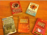 Eoin Colfer Artemis Fowl Books - 5 books for only £6