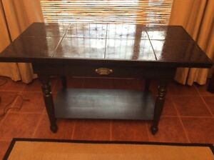 Multi-Purpose Antique table