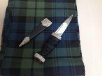 Kilt and Highland regalia