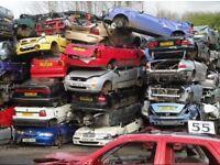 Scrap cars & vans wanted?