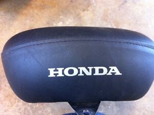 Honda seat, two pieces, near new