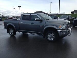 2011 Ram 2500 Crew 4X4 Laramie.    ..NO CREDIT REFUSED 100%