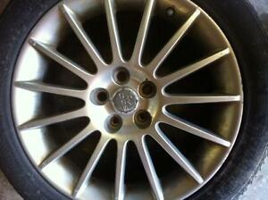 "4 - Chrysler 300M 18"" Alloy Rims (5X114.3) Center Caps & Sensors"