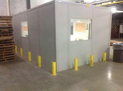 Modular Inplant Office System - 12 X 16 Or Built To Customer Spec