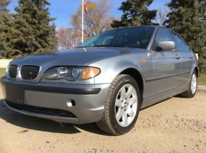 2005 BMW 325xi, PREMIUM-PKG, AUTO, AWD, LEATHER, ROOF, CLEAN