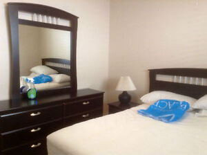 Fully furnished Timberlea room available Jun 1st