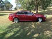 2011 Ford Falcon FG MkII G6 Red 6 Speed Sports Automatic Sedan East Maitland Maitland Area Preview