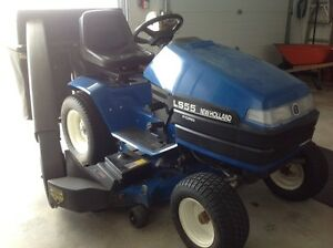 Lawn Riding Tractor, Reddy Heater ,tailgate