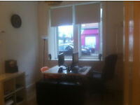 Bright office to rent in westend.