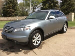 2005 Infiniti FX35, AUTO, AWD, LEATHER, ROOF, $4,500