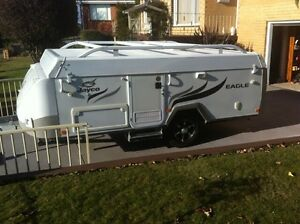 2011 Jayco Eagle Ulverstone Central Coast Preview