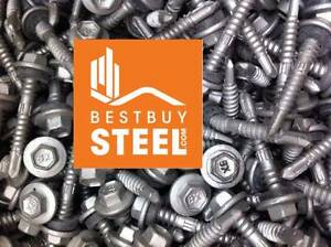 DISCOUNTED TEK SCREWS  - Bag 100 from $10. Call 1800-BUY-STEEL Hammond Park Cockburn Area Preview