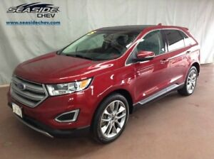 2015 Ford Edge - FULLY LOADED / 1 OWNER Titanium