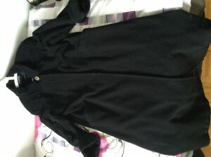 Cashmere Wool Coat.size:12. great condition