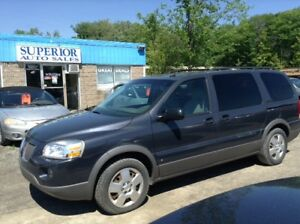 2008 Pontiac Montana SV6 w/1SB Fully Certified! No Accidents!