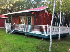 2 Bedroom Camp with 70 acres ~ Peace and Tranquility Abound