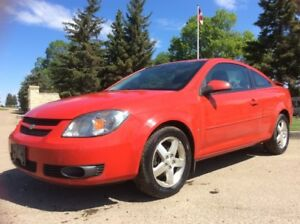2008 Chevrolet Cobalt, LT-PKG, 5/SPD, LOADED, ROOF, $4,500