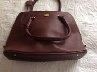 Brown Storm Handbag-used once