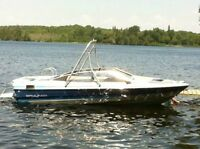 1989 BAYLINER CAPRI - 19.5FT BOWRIDER $5000 *PERFECT FAMILY BOAT