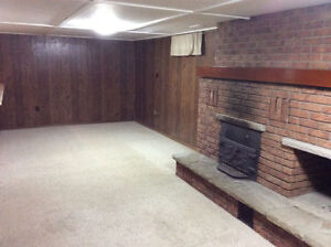 Spacious basement in a bungalow Cambridge Kitchener Area image 2