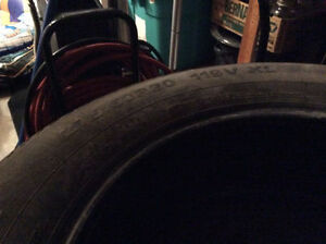 Light Truck Tires - only 3000 KM's