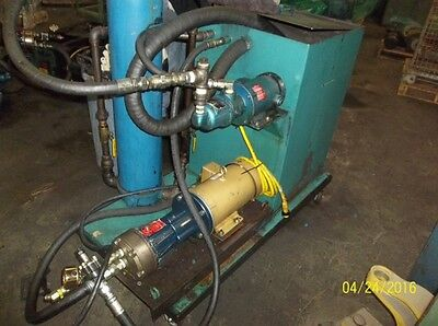 Hydra Cell High Pressure Pump Tank