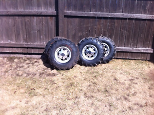 2010 Can Am rims