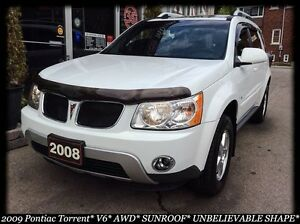 2008 Pontiac Torrent V6* AWD* SUNROOF* NEW TIRES* UNBELIEVABLE S