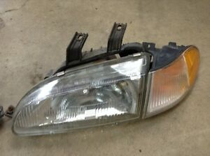 Honda Civic Headlights - Pair - with turn signals London Ontario image 2