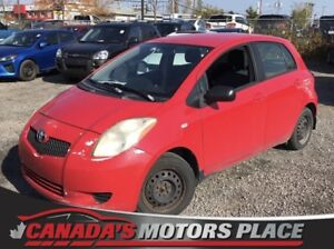 2007 Toyota Yaris LE LE - NO ACCIDENTS , MADE IN JAPAN