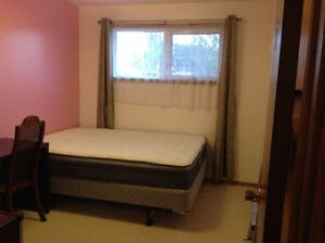 Upstair bedroom for female student-1st July