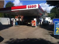 ESSO CASHIER REQUIRED - EXETER- UNI - P/T OR F/T