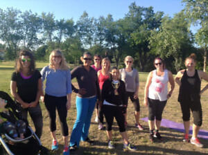 Courtice Oshawa Bowmanville Women's Bootcamp