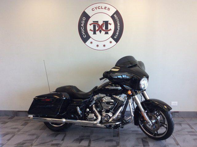 Image 1 Moto Harley-Davidson Touring 2016