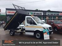 65 SPRINTER 2.1 313 CDI TIPPER 130 BHP STILL UNDER MERCEDES WARRANTY