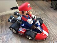 "18"" Remote Controlled Mario Cart"