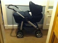 Silver Cross Ventura Plus travel system for sale
