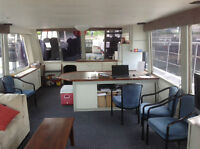 60 ft Charter yacht and Business with Liq Licence moorage