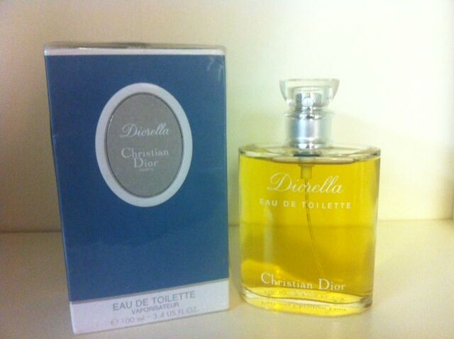 Christian Dior Diorella eau de toilette EdT 100 ml spray NEU & OVP