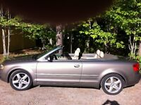 2004 Audi A4 1.8 Turbo Convertible
