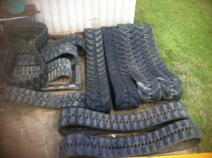 USED RUBBER TRACKS Vineyard Hawkesbury Area Preview